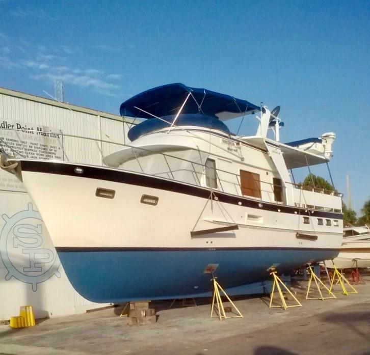 DeFever 44' Offshore Cruiser