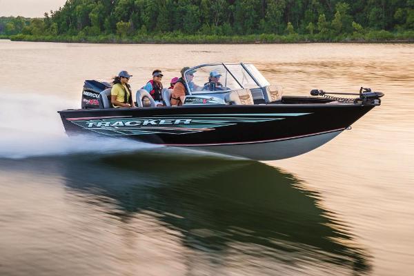 2018 Tracker Boats boat for sale, model of the boat is Targa V-19 Combo & Image # 10 of 66