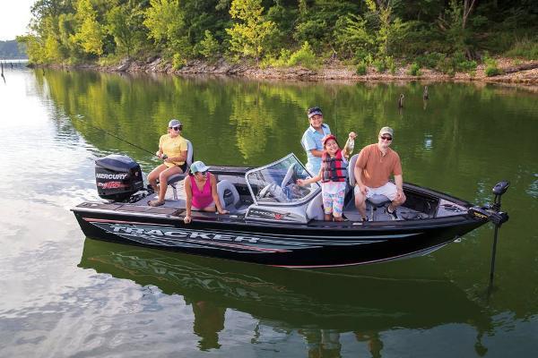 2018 Tracker Boats boat for sale, model of the boat is Targa V-19 Combo & Image # 14 of 66