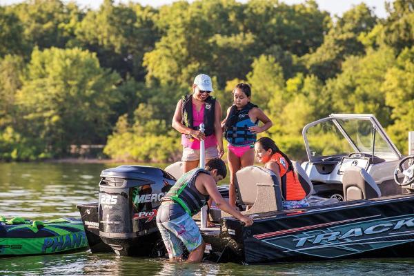 2018 Tracker Boats boat for sale, model of the boat is Targa V-19 Combo & Image # 58 of 66