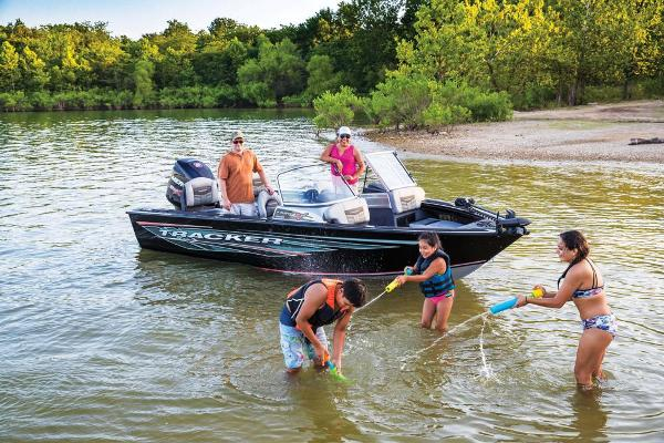 2018 Tracker Boats boat for sale, model of the boat is Targa V-19 Combo & Image # 59 of 66