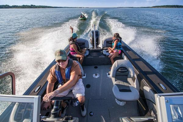 2018 Tracker Boats boat for sale, model of the boat is Targa V-19 Combo & Image # 63 of 66