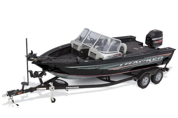 2018 Tracker Boats boat for sale, model of the boat is Targa V-19 Combo & Image # 1 of 66