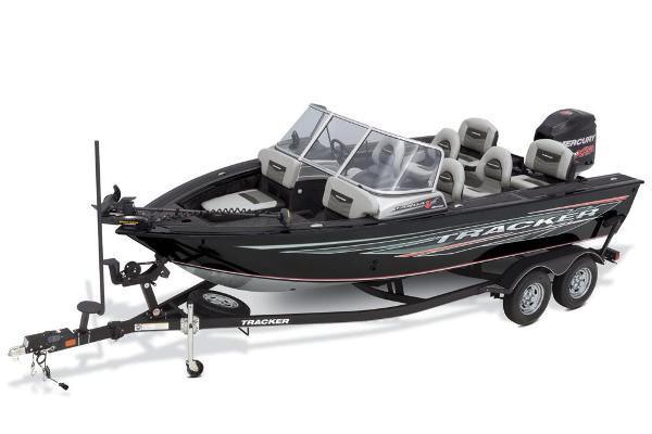 2018 Tracker Boats boat for sale, model of the boat is Targa V-19 Combo & Image # 2 of 66