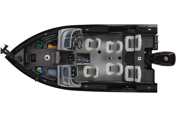 2018 Tracker Boats boat for sale, model of the boat is Targa V-19 Combo & Image # 5 of 66
