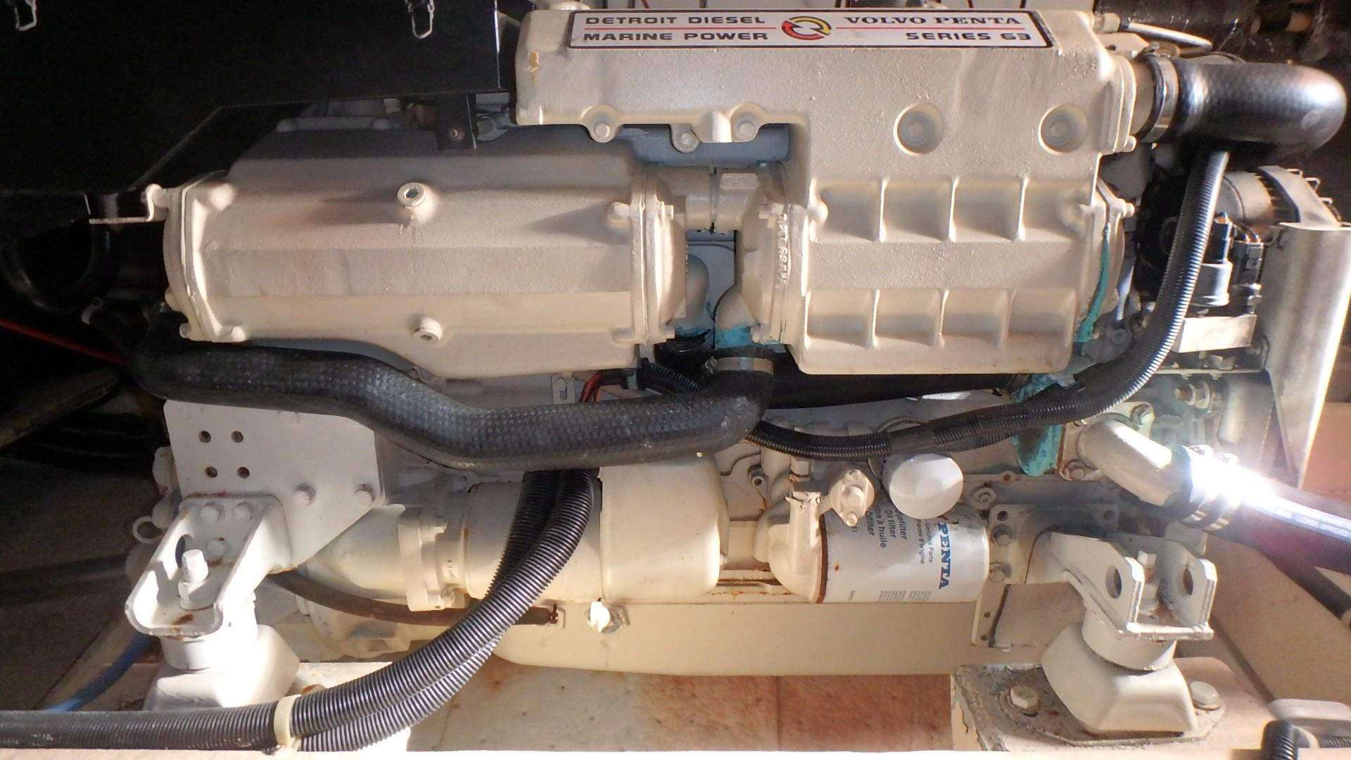 Navigator 4800 CLASSIC - Port Engine