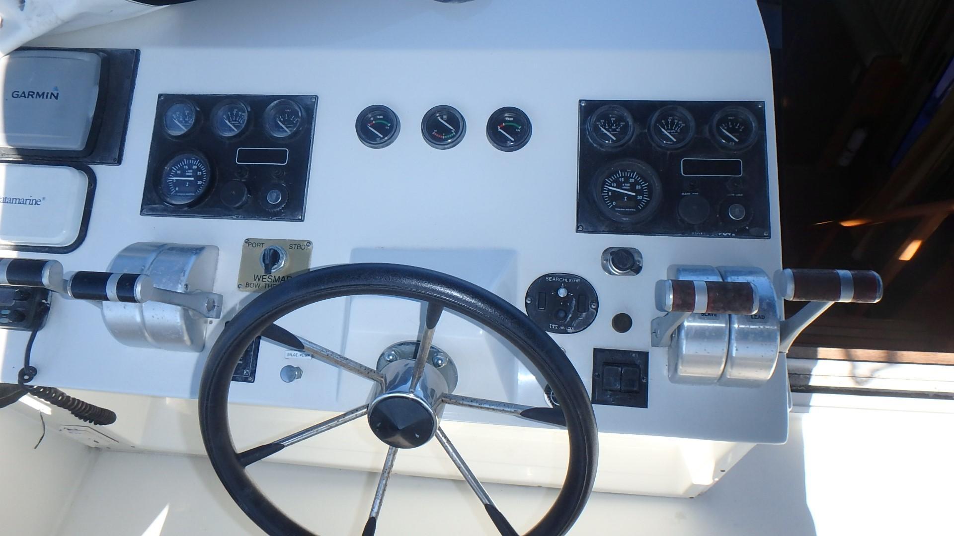 Navigator 4800 CLASSIC - Upper Helm