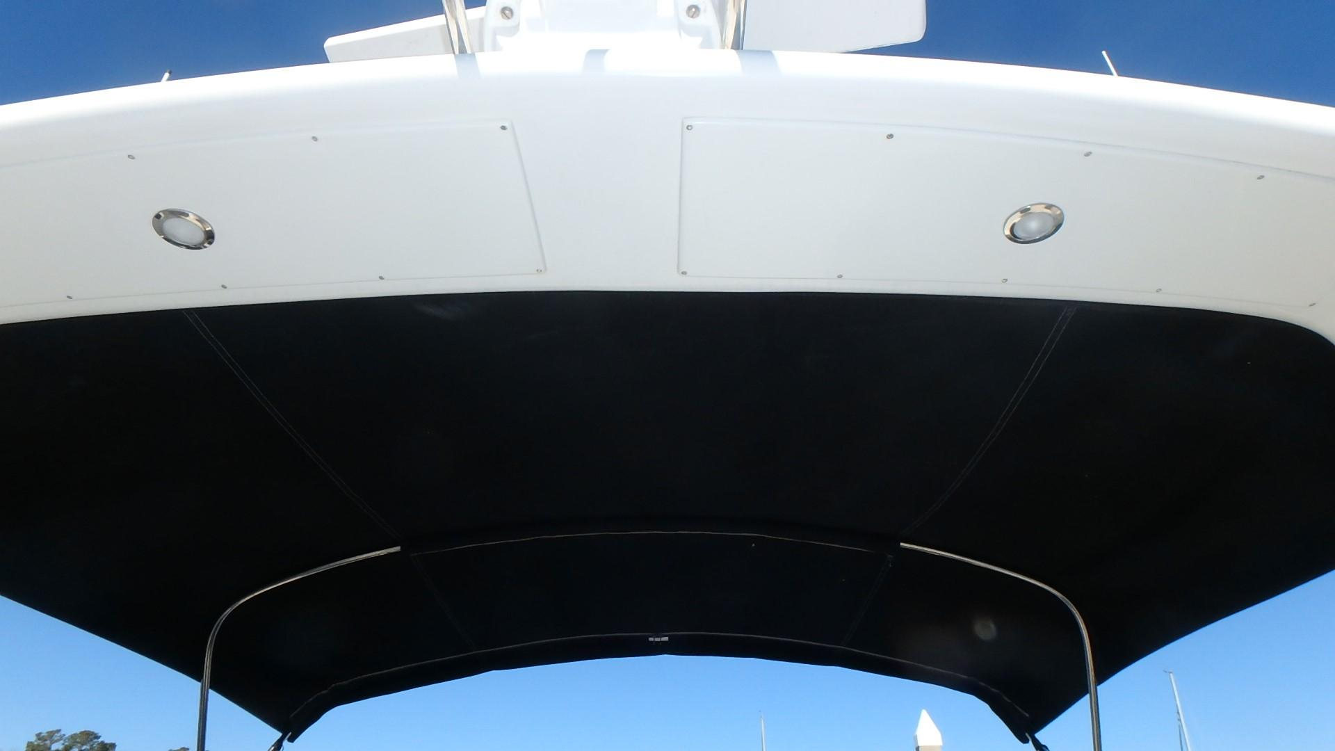 Navigator 4800 CLASSIC - Arch and Bimini Top