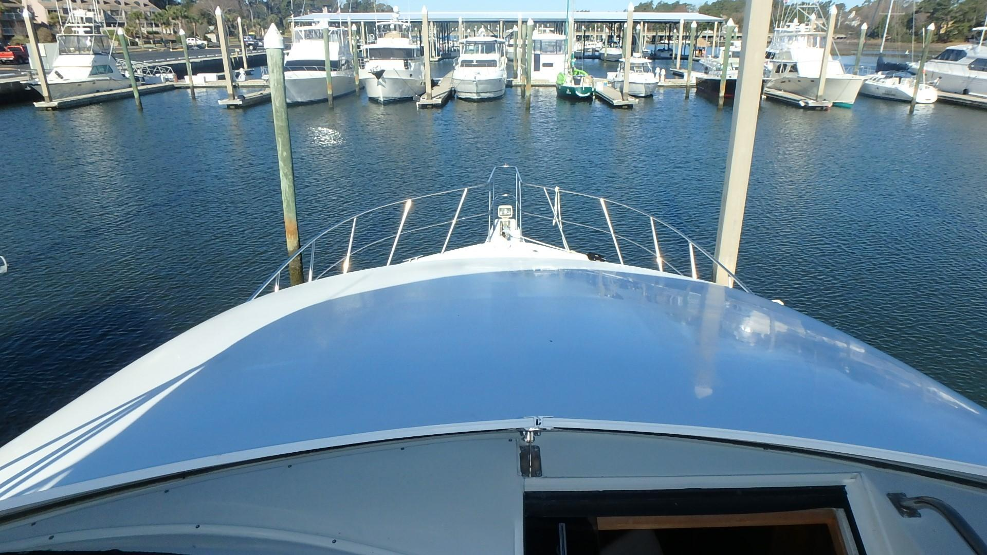 Navigator 4800 CLASSIC - Bow