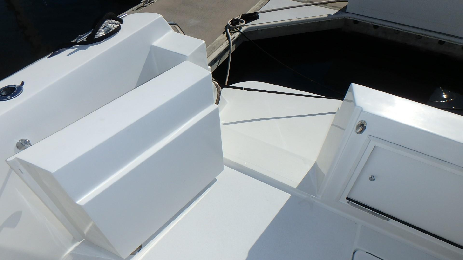 Navigator 4800 CLASSIC - Large Transom entry