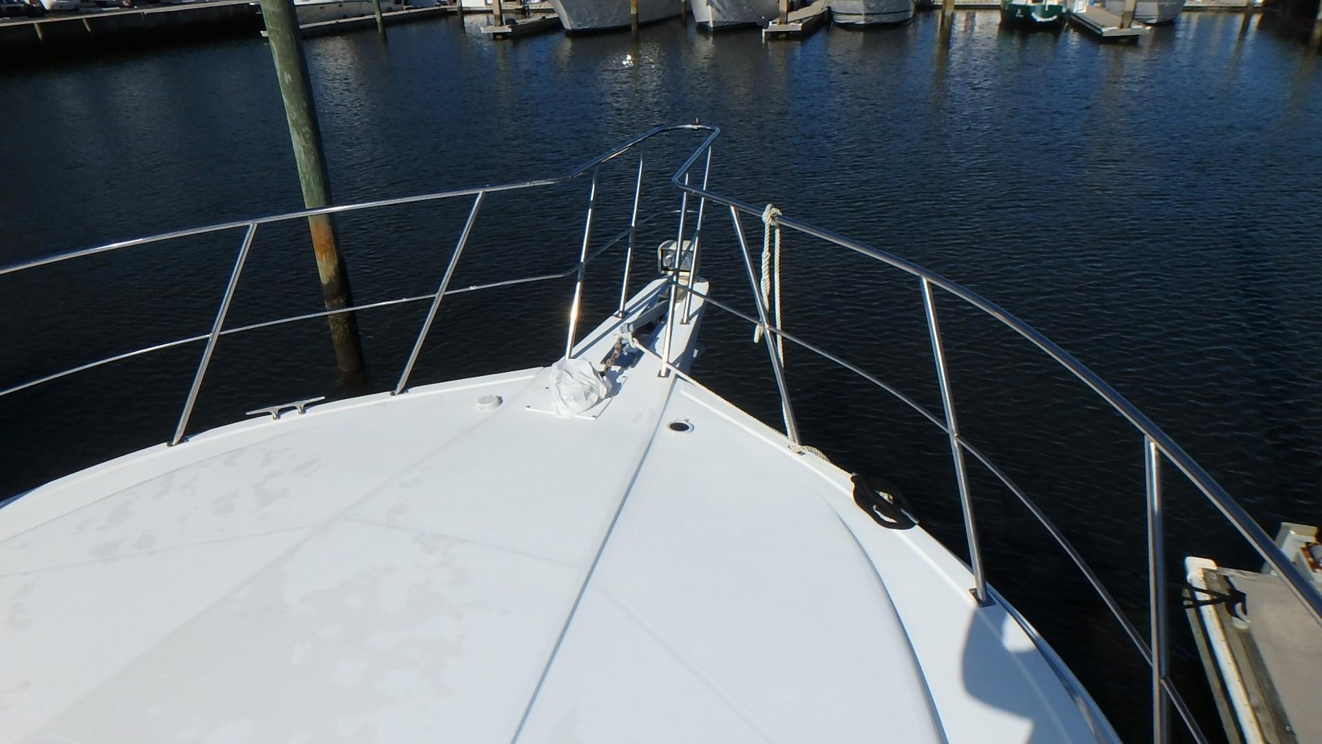 Navigator 4800 CLASSIC - Windlass/Spotlight/Pulpit