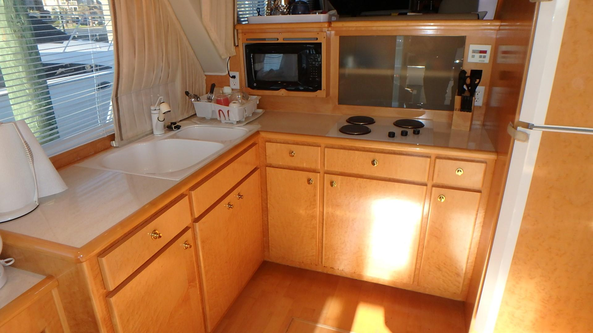 Navigator 4800 CLASSIC - Galley