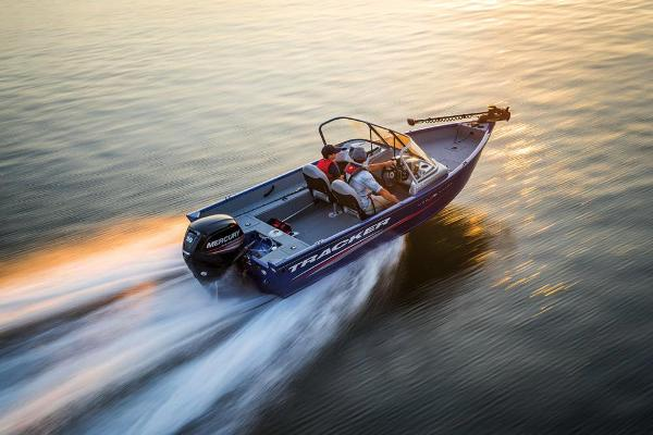 2017 Tracker Boats boat for sale, model of the boat is Pro Guide V-16 WT & Image # 2 of 46
