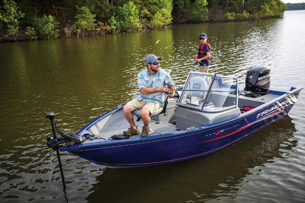 2017 Tracker Boats boat for sale, model of the boat is Pro Guide V-16 WT & Image # 6 of 46