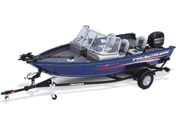 For Sale: 2017 Tracker Boats Pro Guide V-16 Wt 16ft<br/>George's Marine and Sports - Eganville - A Division of Pride Marine