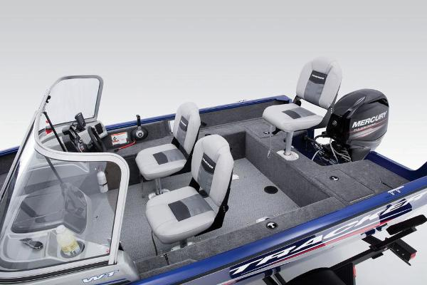 2017 Tracker Boats boat for sale, model of the boat is Pro Guide V-16 WT & Image # 19 of 46