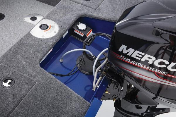2017 Tracker Boats boat for sale, model of the boat is Pro Guide V-16 WT & Image # 32 of 46