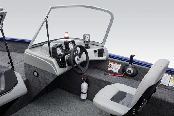 2017 Tracker Boats boat for sale, model of the boat is Pro Guide V-16 WT & Image # 20 of 46