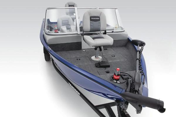 2017 Tracker Boats boat for sale, model of the boat is Pro Guide V-16 WT & Image # 13 of 46