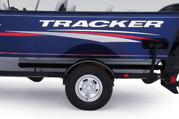 2017 Tracker Boats boat for sale, model of the boat is Pro Guide V-16 WT & Image # 39 of 46