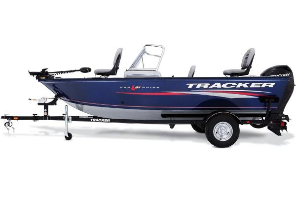 2017 Tracker Boats boat for sale, model of the boat is Pro Guide V-16 WT & Image # 10 of 46
