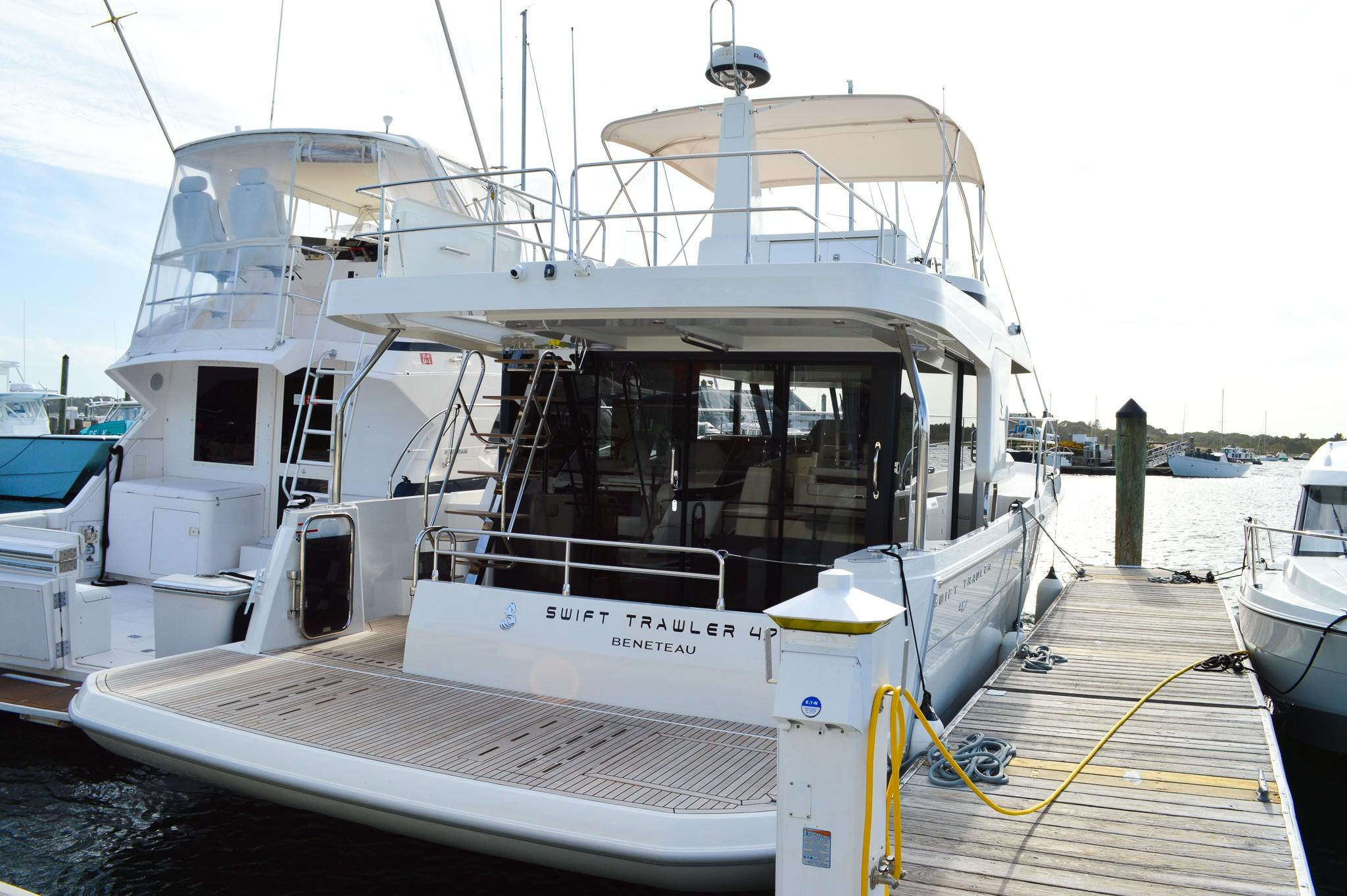 Beneteau Swift Trawler 47 - In Stock