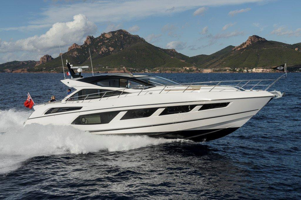 72 ft Sunseeker Predator 68