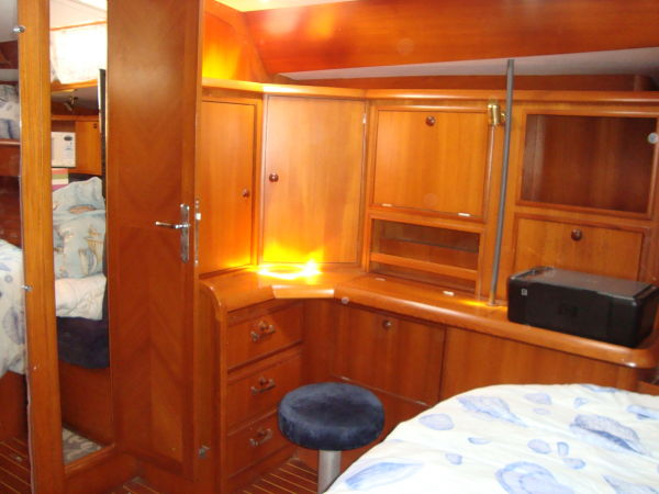 Forward Stateroom - Office
