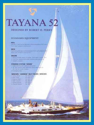 Picture Of:  52' Tayana Center Cockpit Cutter 2019Yacht For Sale | 1