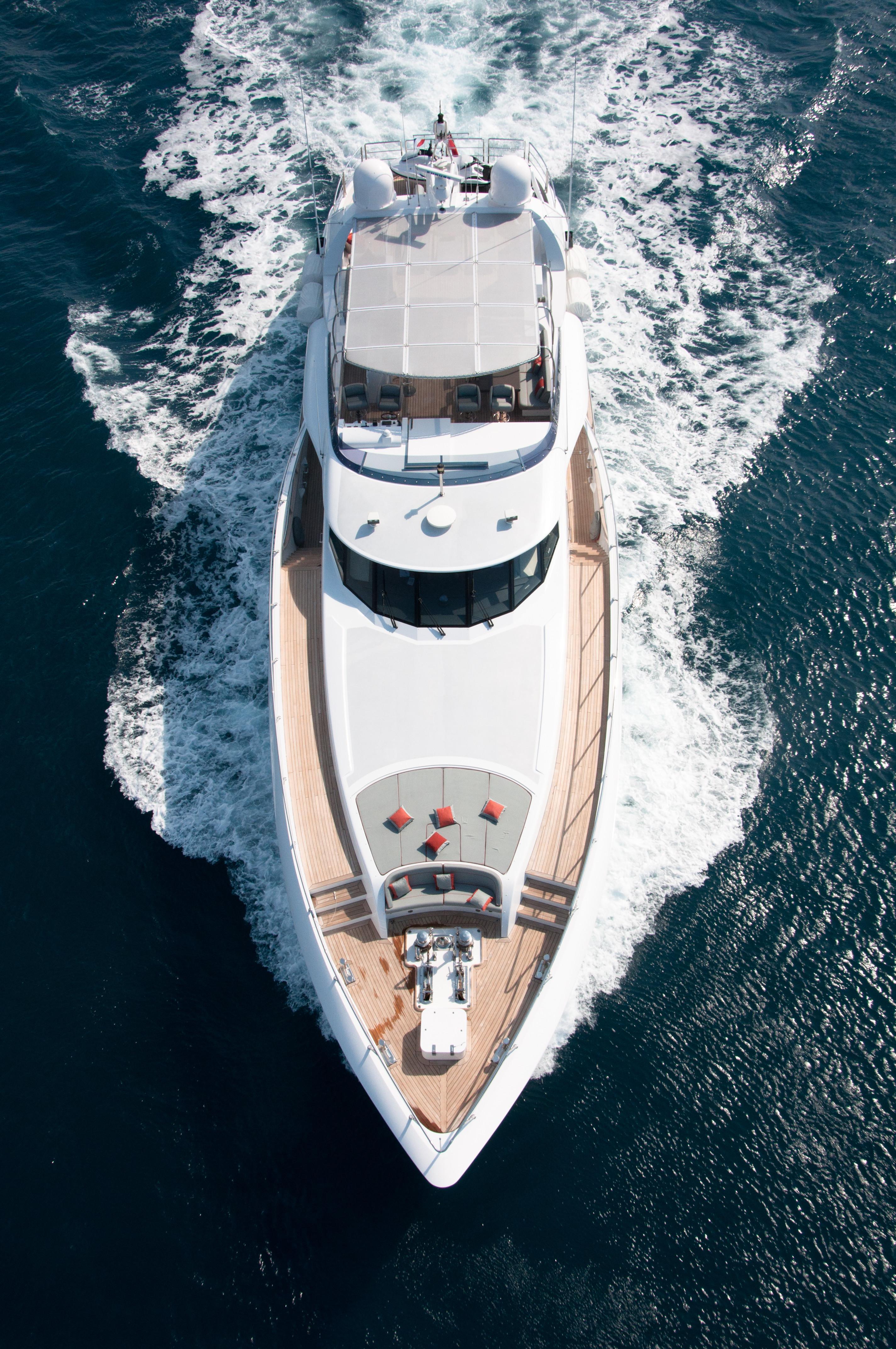 GEMS at sea