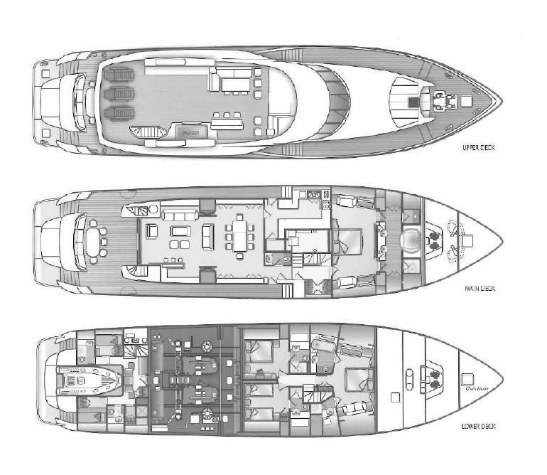 Layout GEMS - Leight Notika Fast Yacht