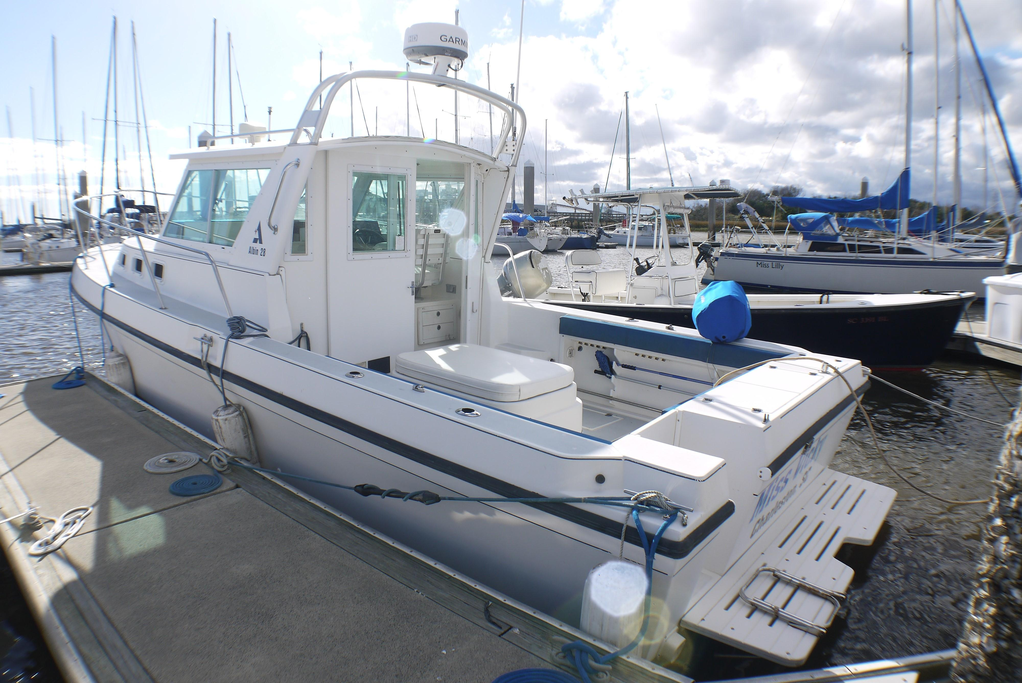 1997 Albin 28 Tournament Express For Sale, Ashley Yachts