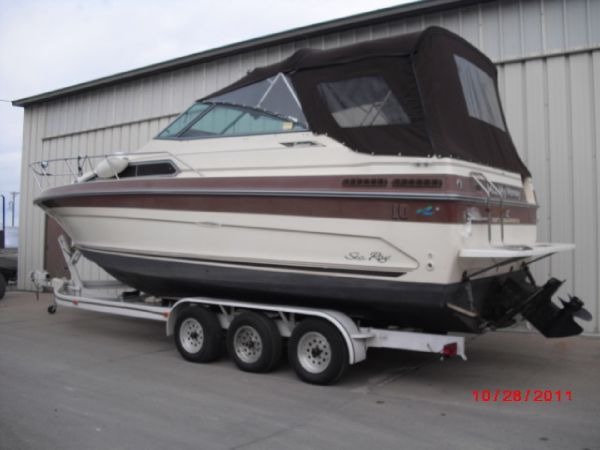 1987 Sea Ray 268 Sundancer For Sale
