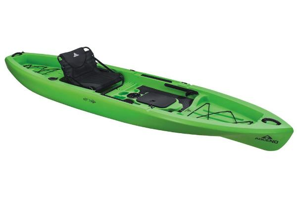 2017 ASCEND FS12T SIT ON TOP (LIME) for sale