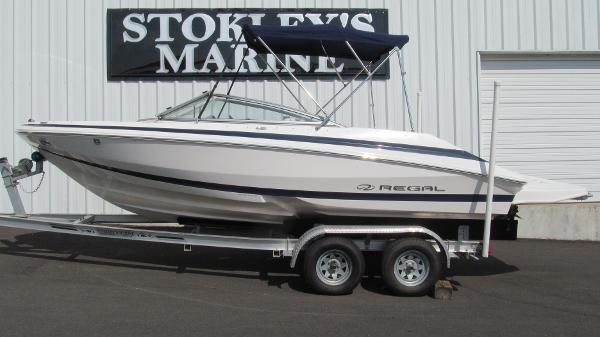 2012 REGAL 2000 BOWRIDER for sale