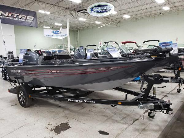2018 RANGER BOATS VS1682 SC for sale