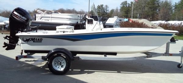 2018 Mako boat for sale, model of the boat is Pro Skiff 15 CC & Image # 6 of 7