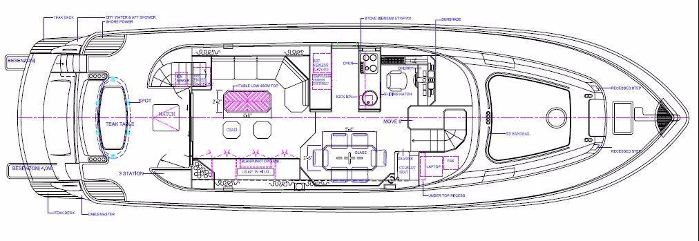 GA main deck