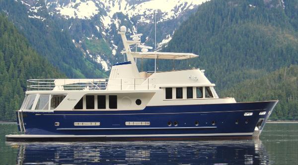2008 60' Queenship Sea Spirit 60 Passagemaker