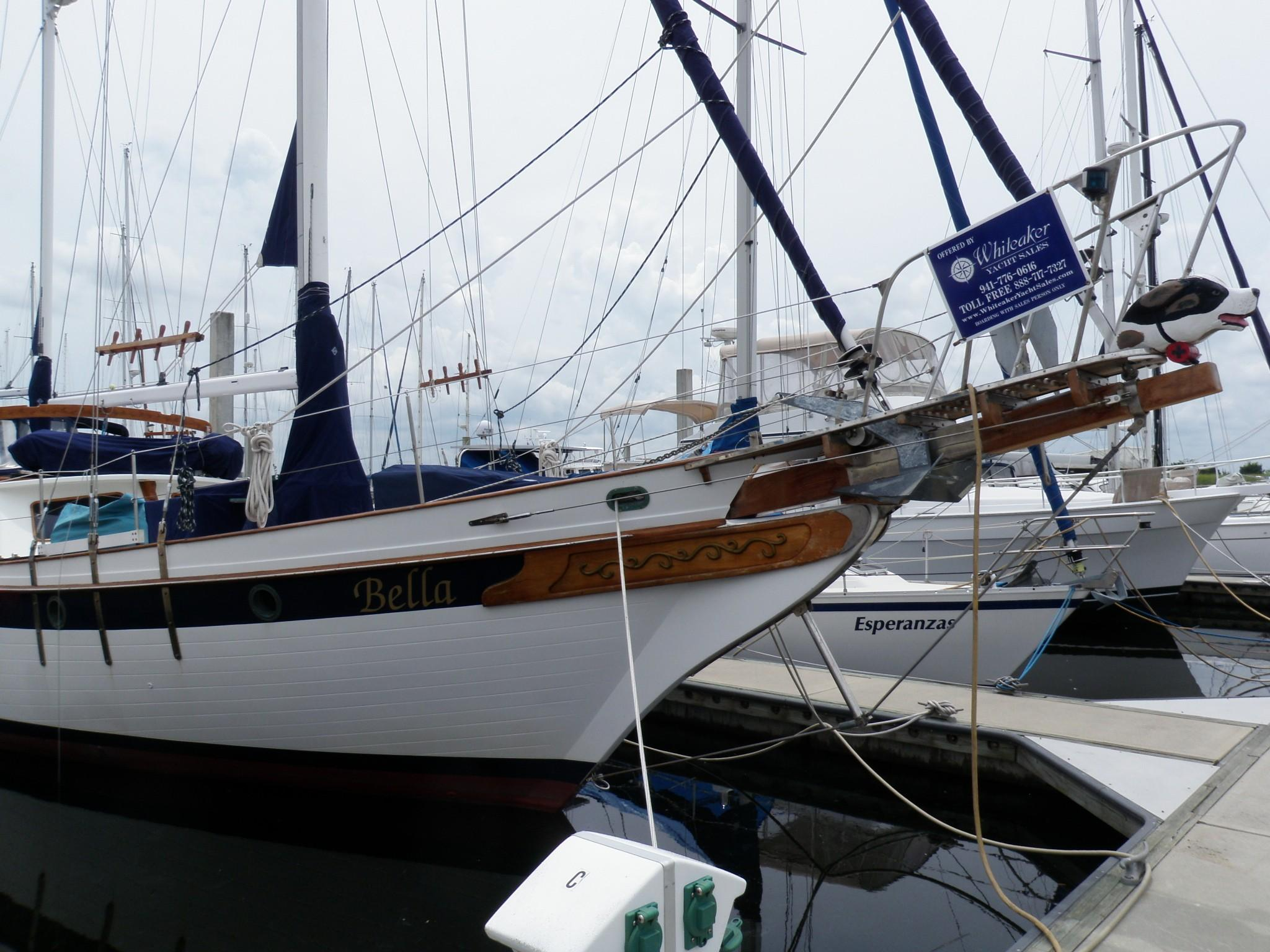 1977 Formosa Ketch Little Yacht Sales