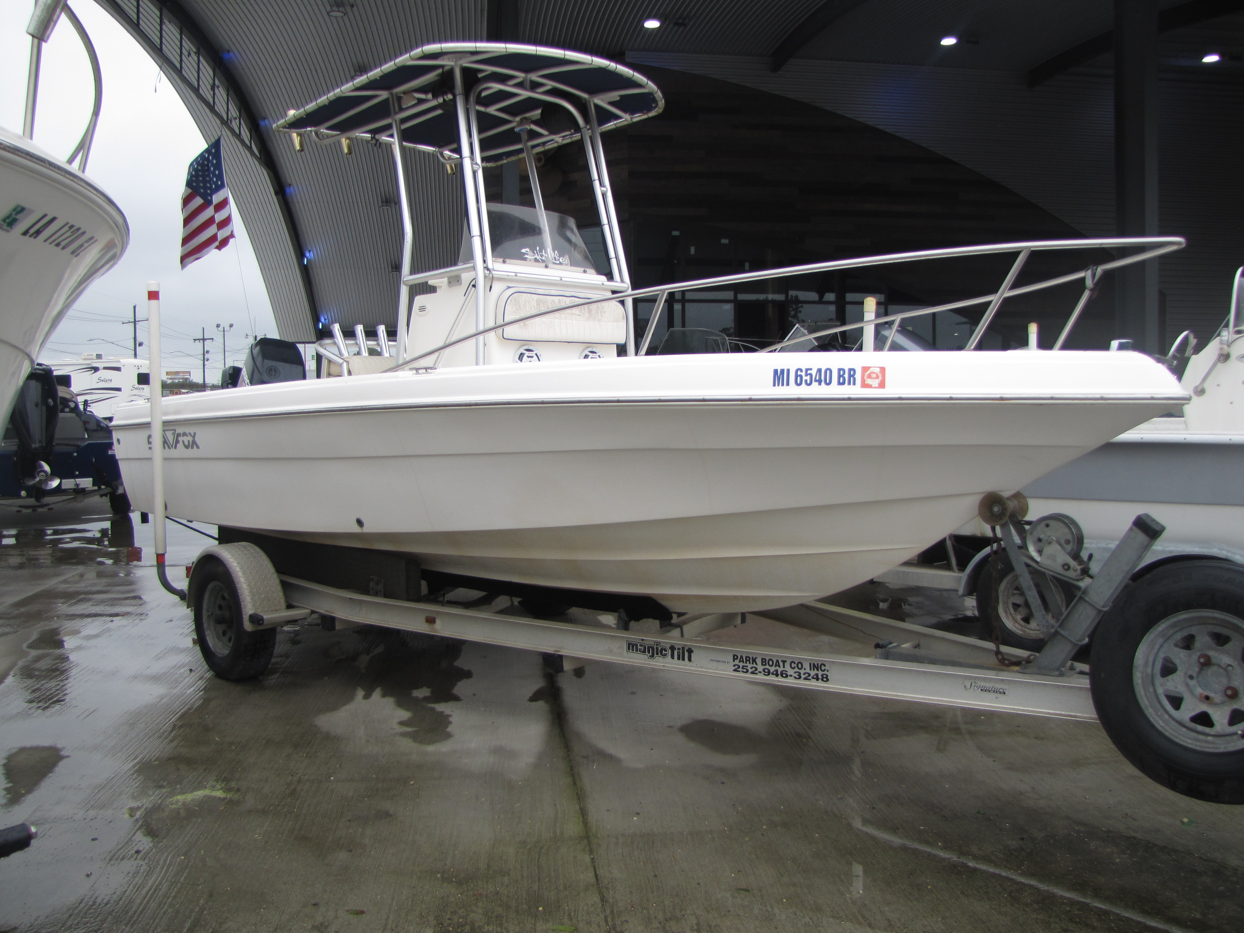 2003 SEA FOX 197 for sale