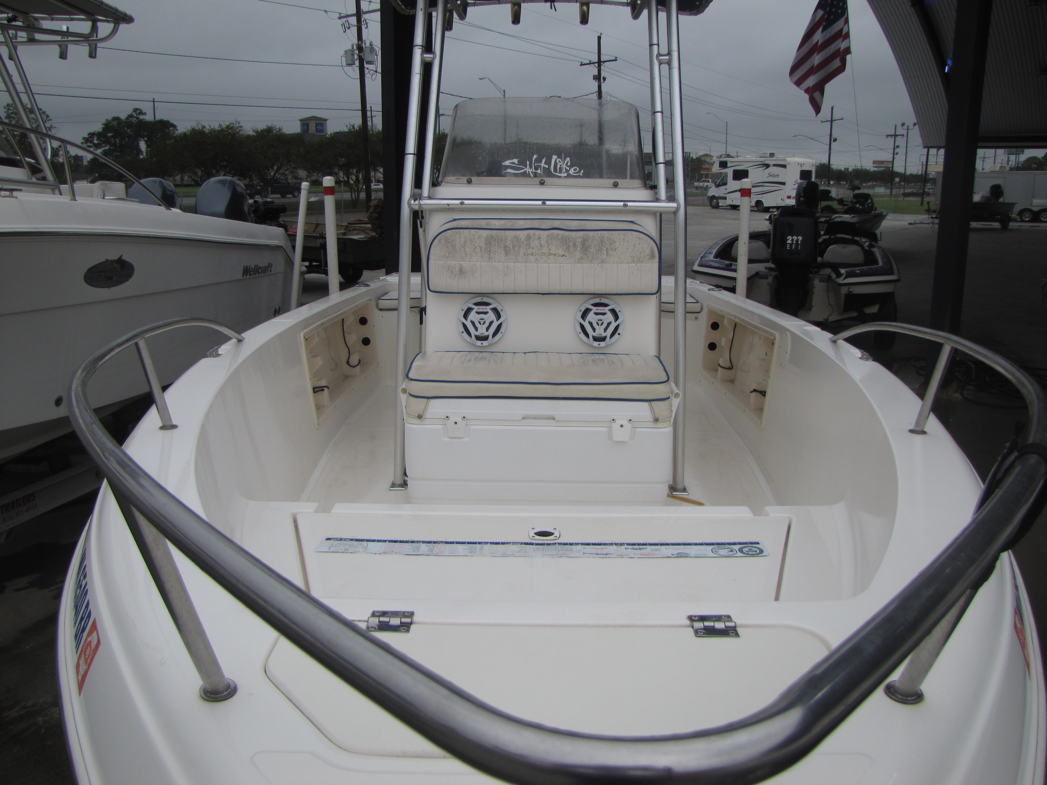 2003 Sea Fox boat for sale, model of the boat is 197 & Image # 2 of 19