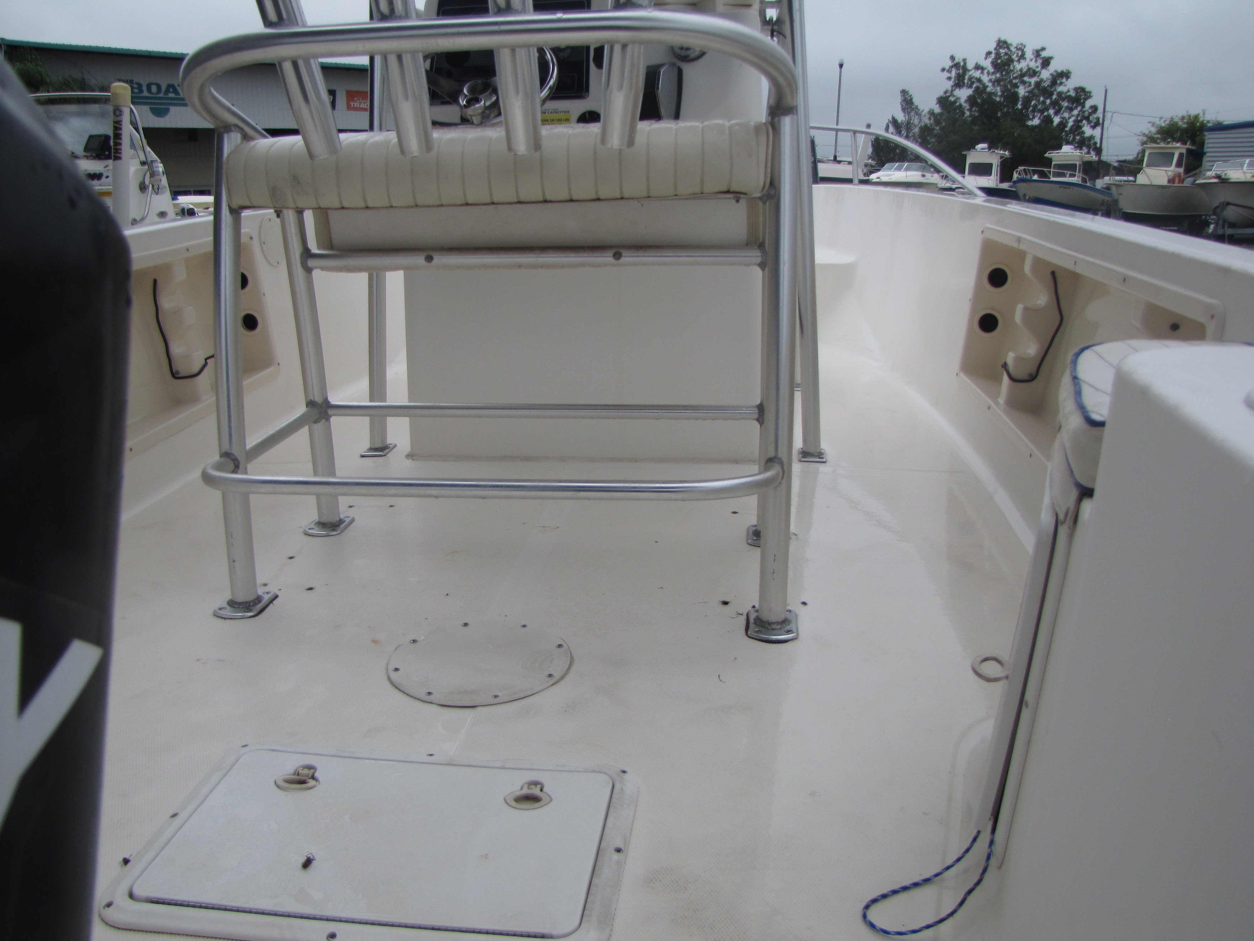 2003 Sea Fox boat for sale, model of the boat is 197 & Image # 3 of 19