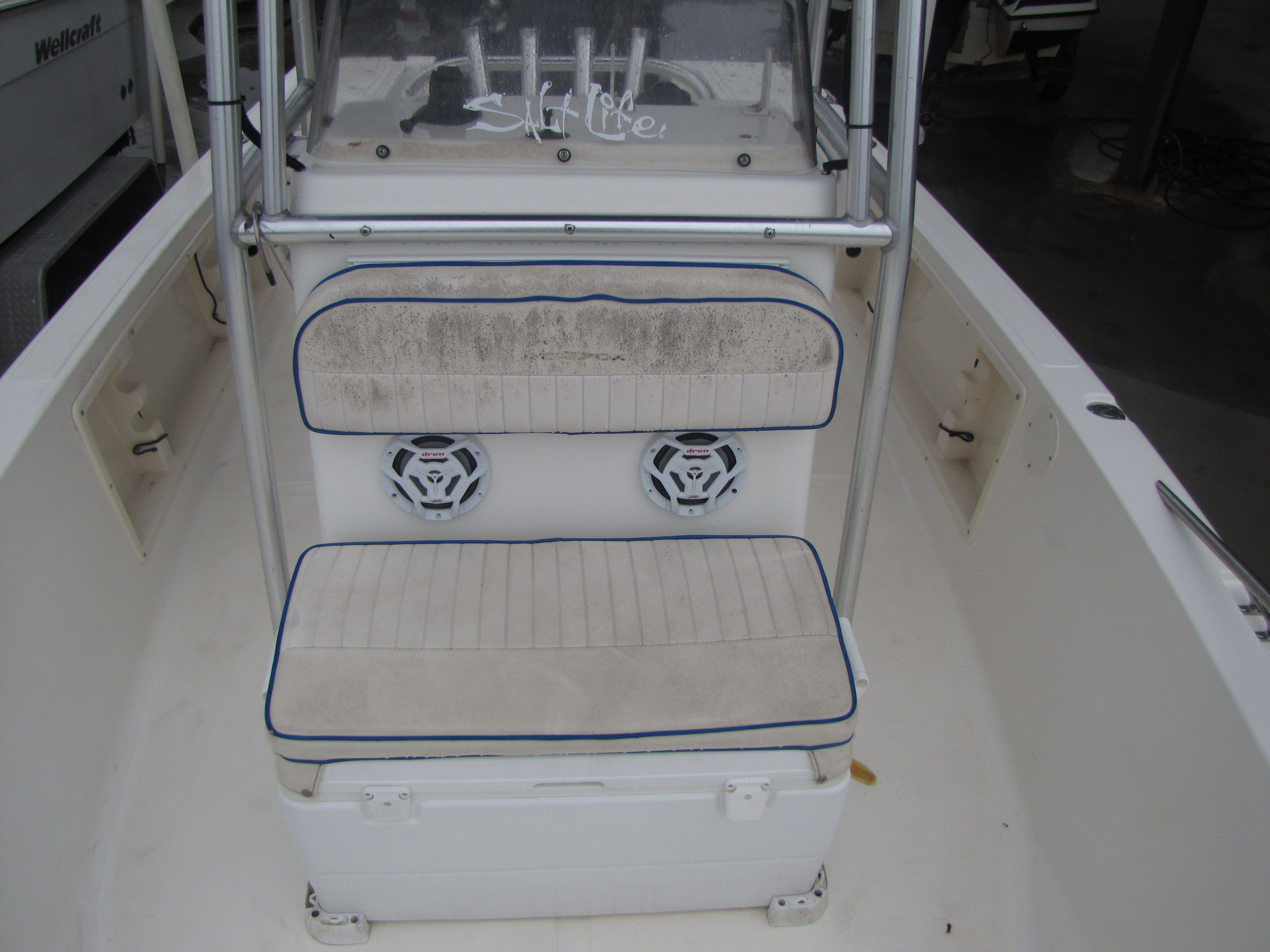 2003 Sea Fox boat for sale, model of the boat is 197 & Image # 10 of 19