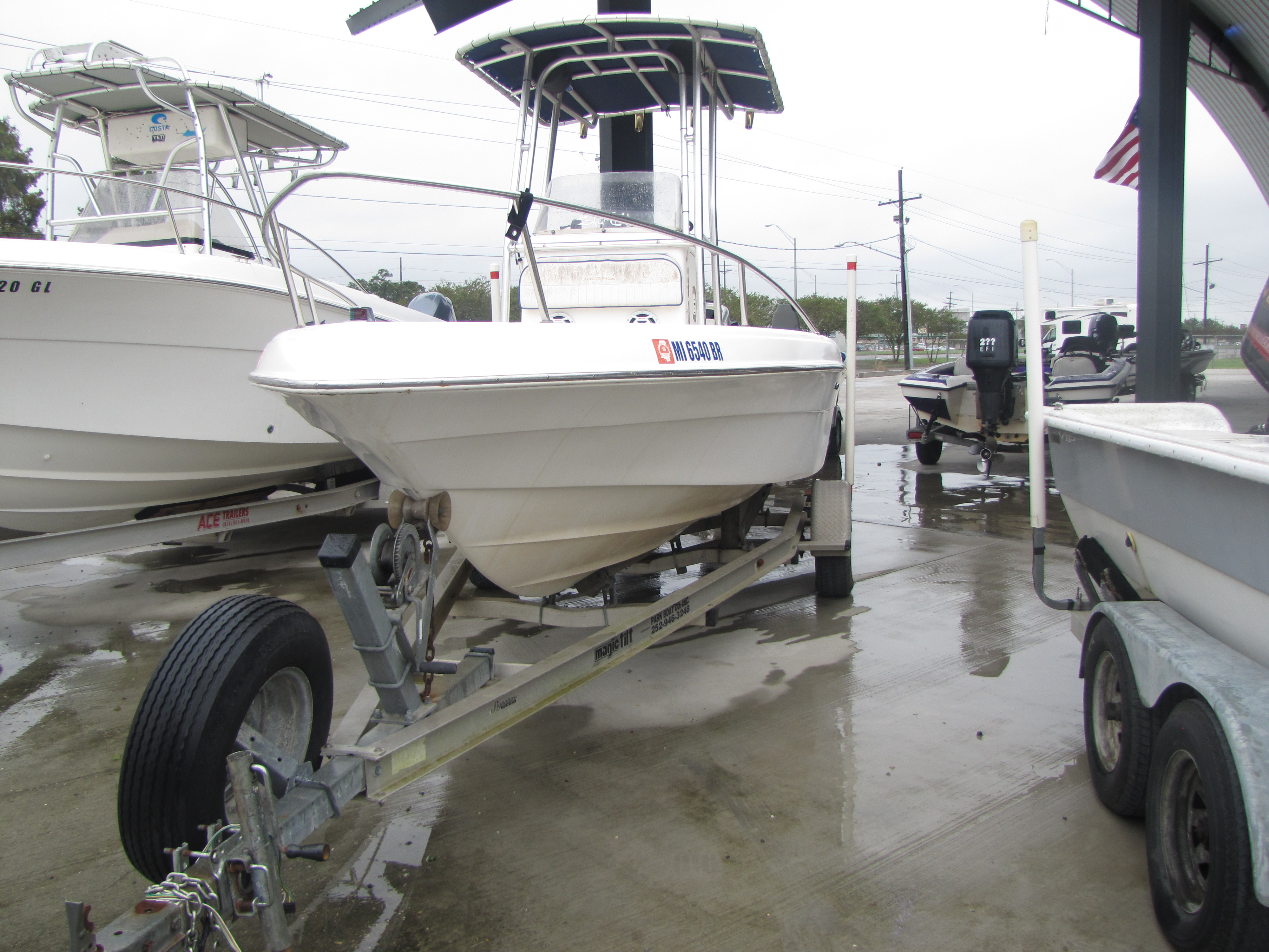 2003 Sea Fox boat for sale, model of the boat is 197 & Image # 7 of 19