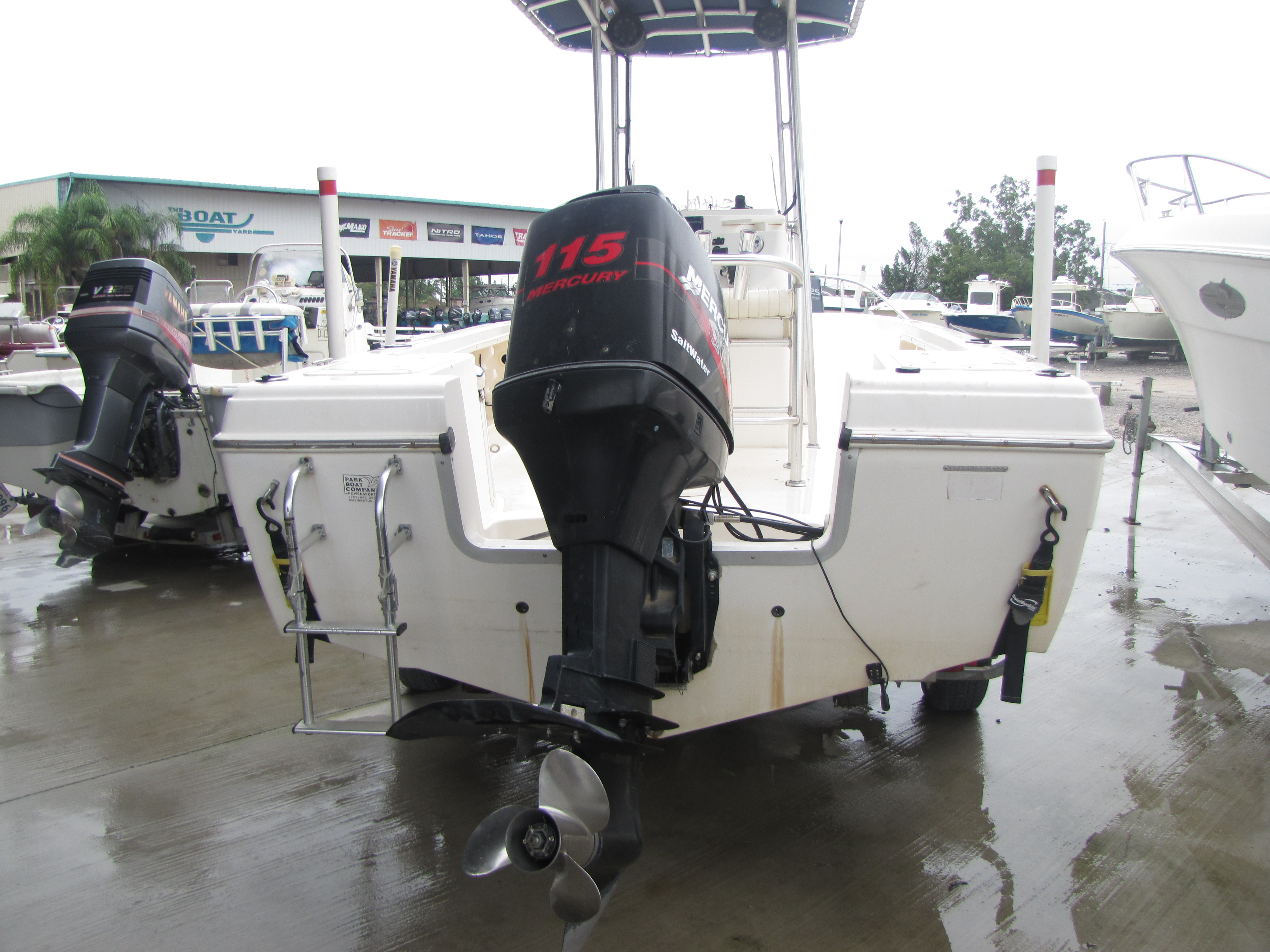2003 Sea Fox boat for sale, model of the boat is 197 & Image # 9 of 19