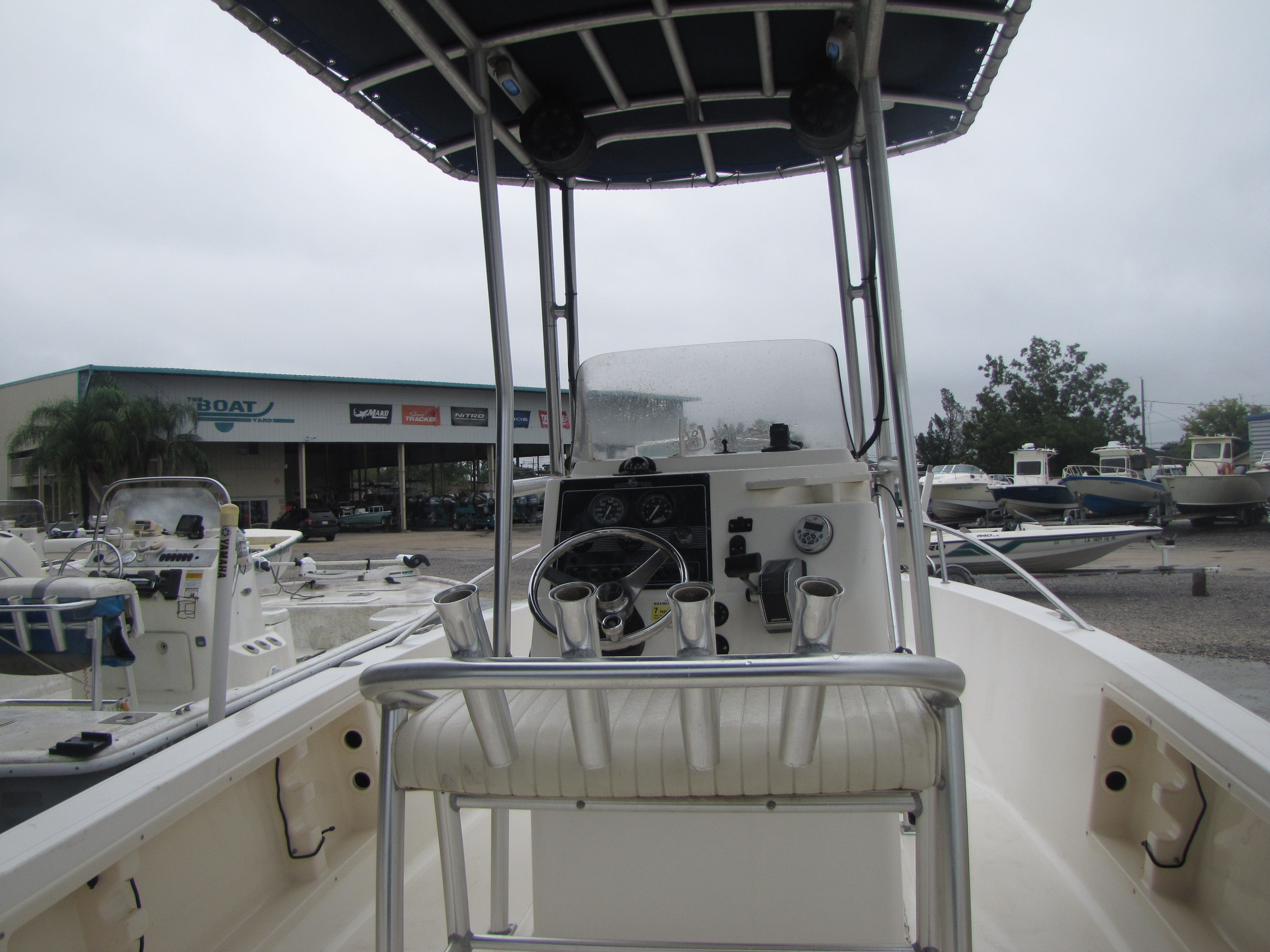 2003 Sea Fox boat for sale, model of the boat is 197 & Image # 13 of 19