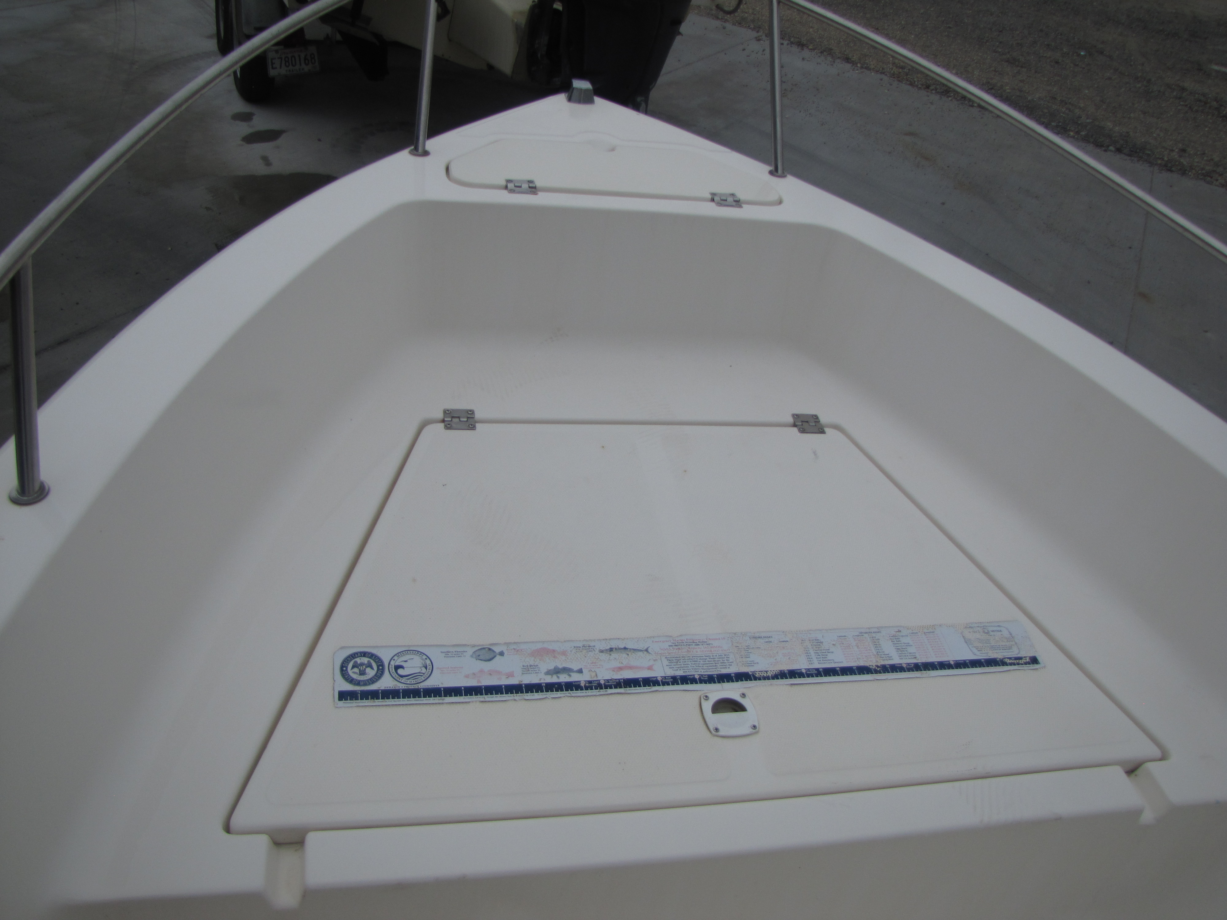 2003 Sea Fox boat for sale, model of the boat is 197 & Image # 14 of 19
