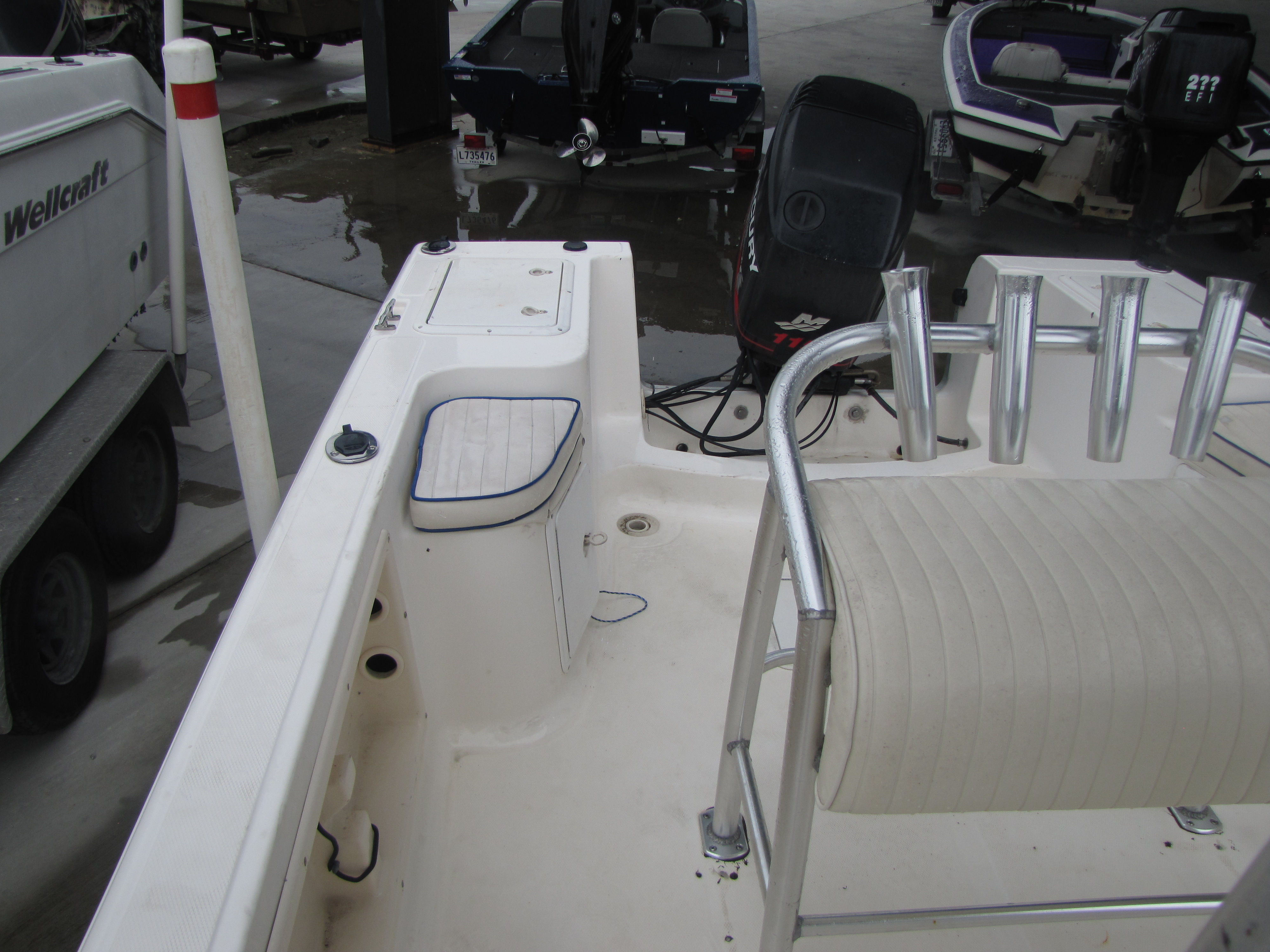 2003 Sea Fox boat for sale, model of the boat is 197 & Image # 16 of 19