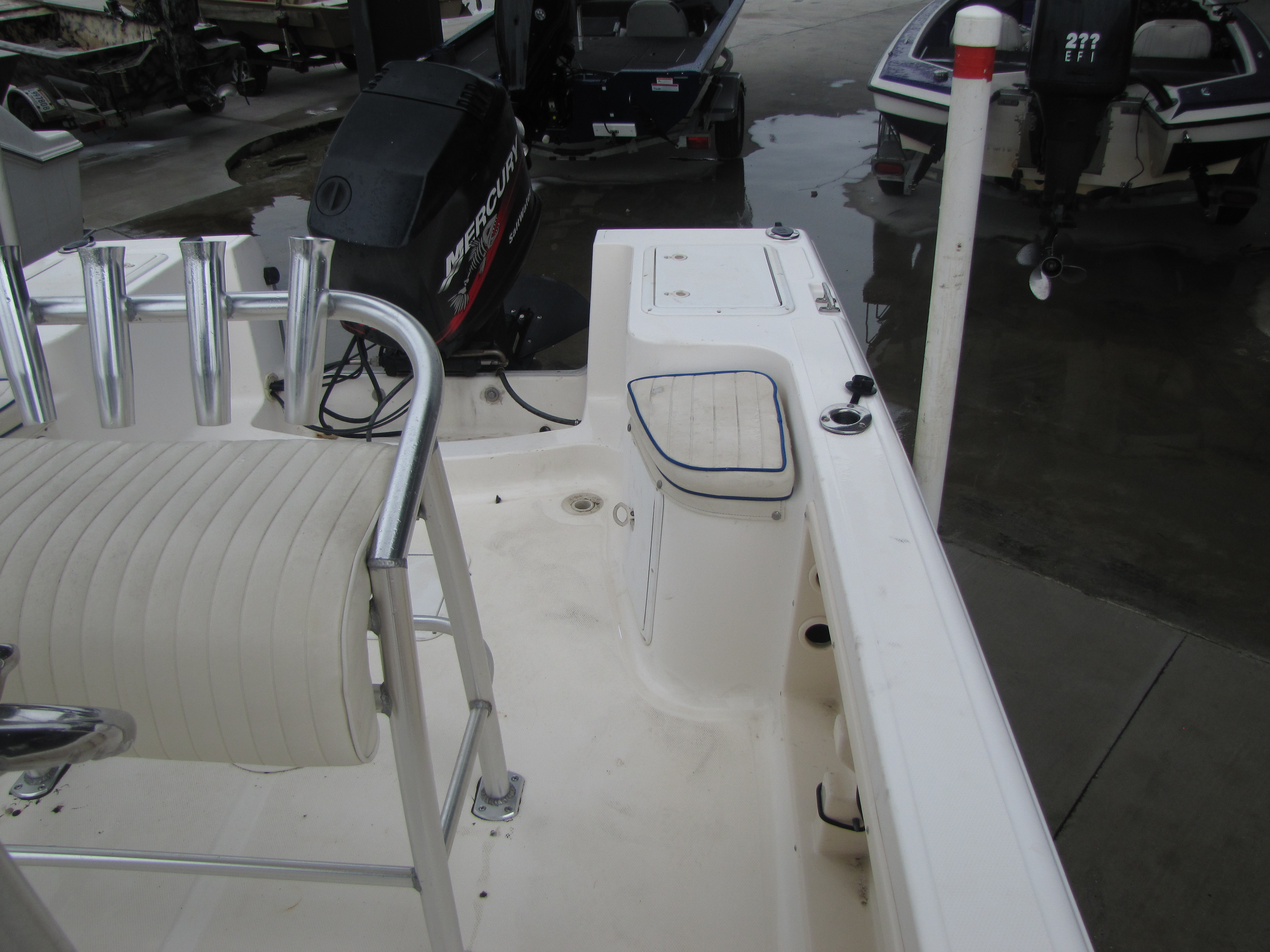 2003 Sea Fox boat for sale, model of the boat is 197 & Image # 17 of 19
